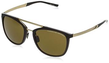 Porsche Gafas de Sol Design P8671 BROWN GOLD/BROWN hombre ...