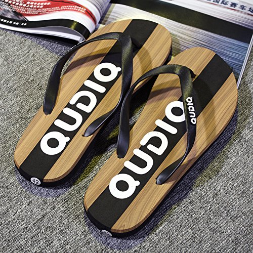 Fashion and 44 Drag Grip Beach The Slippers Students Soft Male Non That Cool Wear Slip Foot The Slippers and Trend fankou w Summer qTW1Iw8w