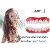 Estética Dientes Postizos Temporales Carillas Dentales Cosméticos Falsos
