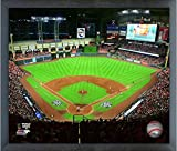 "Houston Astros Minute Maid Park Stadium World Series Game 5 Photo (Size: 12"" x 15"") Framed"