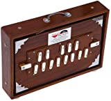 Shruti Box Teak Wood Size