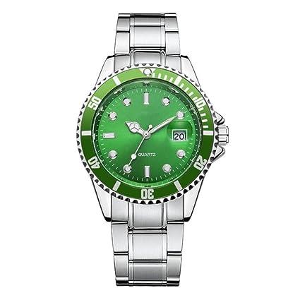 Reloj deportivo de pulsera, de cuarzo, relojes para hombre, diseño de 2018 de