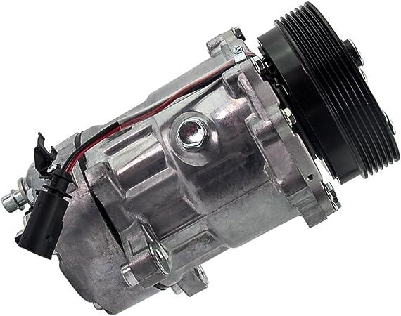 Maxpeedingrods Klima Kompressor Für 1211742 1076012 8fk351127381 1j0820803lx 7m3820803 1 4 1 6 1 8 T 1 9 2 0 3 2 Diesel Auto