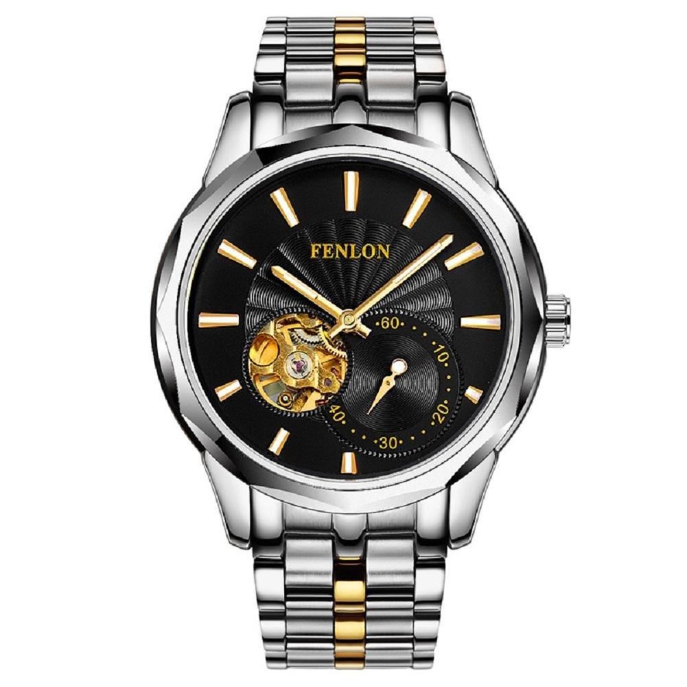 WP- Uhr Armbanduhr Tourbillon wasserdicht Herrenuhr