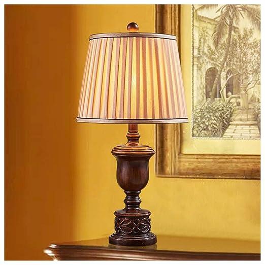 NIUZIMU G-ZM Lámpara de Mesa lámpara de Mesa - Moda salón Estudio ...