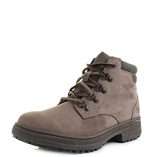 93293dc8df8 Skechers Denton Romolo Mens Leather Boots/Shoes