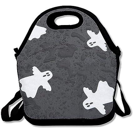 073d983464de Amazon.com - GRATIANUS10 Cute Ghost Popular Lunch Bag Lunch Pouch ...