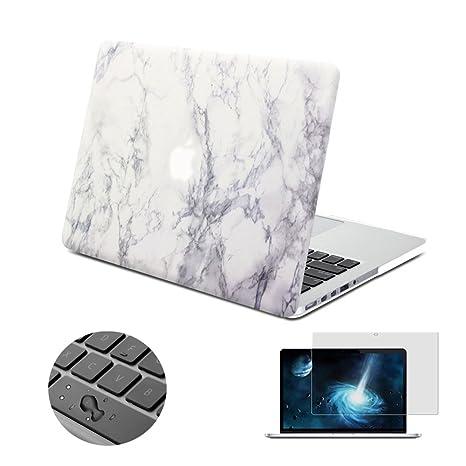 Amazon.com: Topinno-White - Carcasa rígida para Apple ...