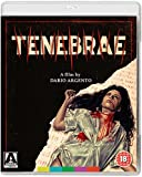 Tenebrae ( 1982 ) ( Tenebre ) ( Under the Eyes of the Assassin (Unsane) ) (Blu-Ray & DVD Combo) [ NON-USA FORMAT, Blu-Ray, Reg.B Import - United Kingdom ]