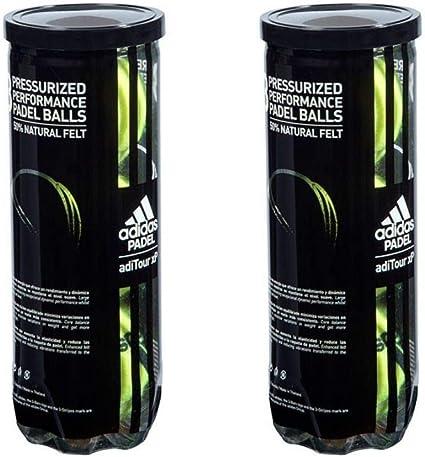 adidas Paddle Pelotas de Tenis, 24 Cans, 72 Balls: Amazon.es ...