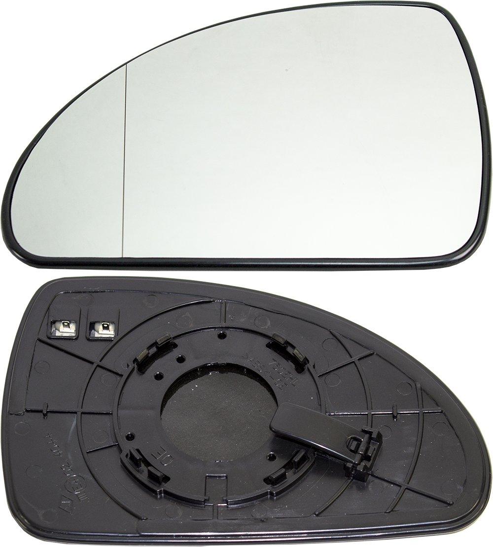 TarosTrade 57-0390-L-46538 Vetro Specchietto Retrovisore Riscaldabile Lato Sinistro DoctorAuto LTD