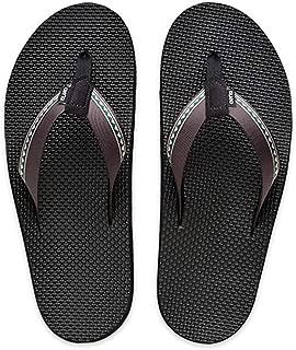 product image for Island Slipper Mens Nylon Thong KOA Size 13 Sandals