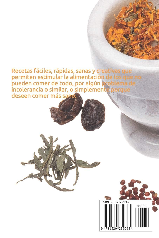 Mis Recetas Sin Gluten, Sin Lactosa, Sin Azucar: Amazon.es ...