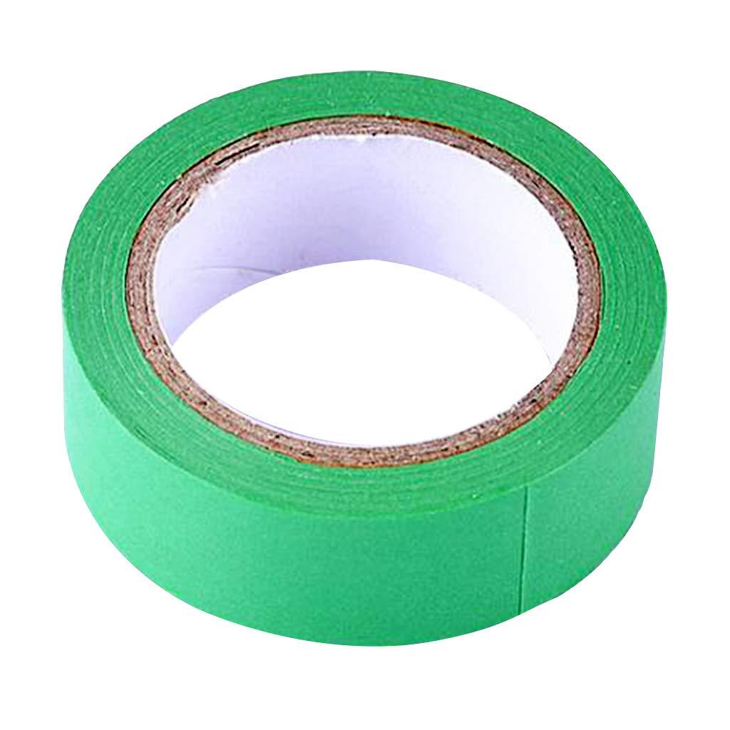 B Blesiya Papierklebeband Papier Klebeband Paketband Packband Paketklebeband, Grü n