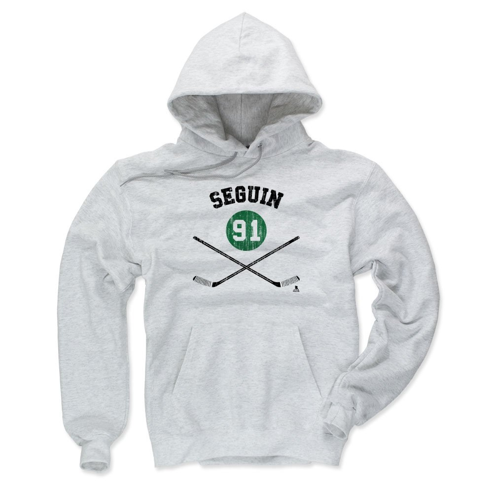best cheap c67a2 62142 Amazon.com : 500 LEVEL Tyler Seguin Dallas Hockey Sweatshirt ...