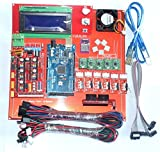 SuperiParts ramps kit=Ramps 1.4 SD ramps MK2B Mega2560 R3/2G memory card Cooler Fan/A4988 / Endstop etc.For 3D Printer kit RepRap