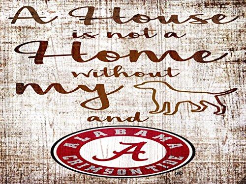 - Fan Creations NCAA Alabama Crimson Tide 6