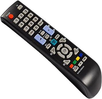 BN59-00942A mando analógico compatible con Samsung: Amazon.es ...