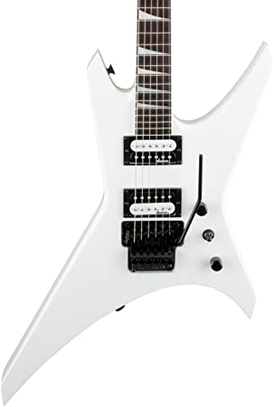 Jackson JS32 Warrior Snow White Guitarra Electrica