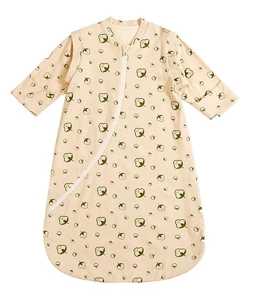 Amazon.com: o.c.e Saco de dormir Natural de Color de bebé de ...