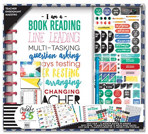 Create 365 Happy Planner Teacher