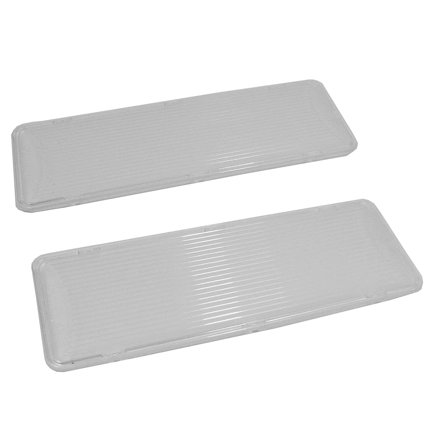 Neff Vent Hood Cooker Extractor Lamp Cover Plates (Pack of 2)