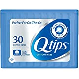 Q-tips Swabs Purse Pack 30 Each