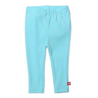 92b9811a6 Amazon.com: Zutano Baby Girls' Solid Color Leggings: Clothing