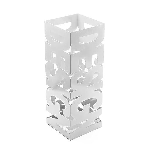 55 opinioni per Versa- Portaombrelli Design, Bianco, 19x19x52 cm