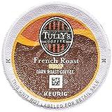 keurig bold decaf - Tullys Coffee French Roast Decaf Dark Roast -- 24 K-Cups