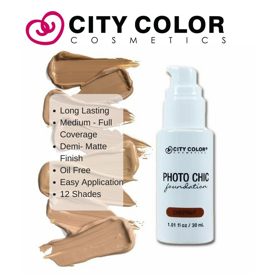 Photo Chic Foundation by city color #5