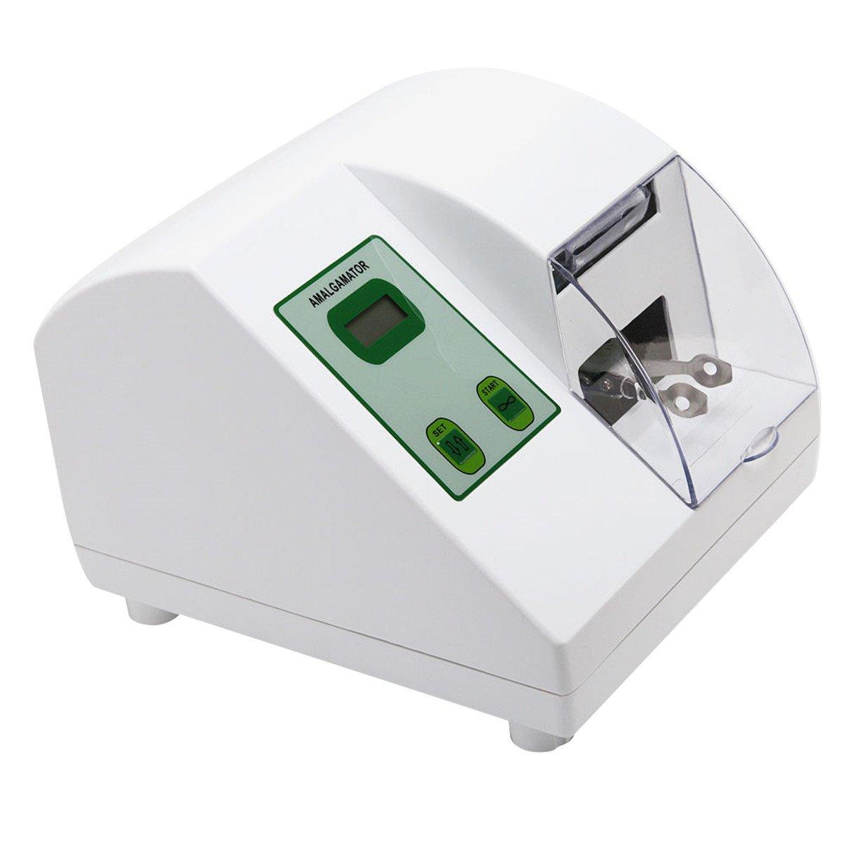 Dental High Speed Amalgamator Mxer Amalgam Capsule Mixer Adjustable Speed 110V