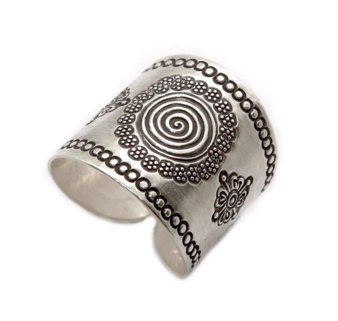 Beautiful Silver Ring,Sterling Silver Mandala Ring,Handmade Ring,Vintage Rings,Unique Ring,Boho Ring,Wedding Ring,Gift Ring,Gift For Her