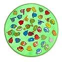 B Blesiya 知育玩具 メモリー ゲーム 魚や海洋動物 合わせ 記憶 脳トレ パズル 木製 記憶ゲーム セットの商品画像