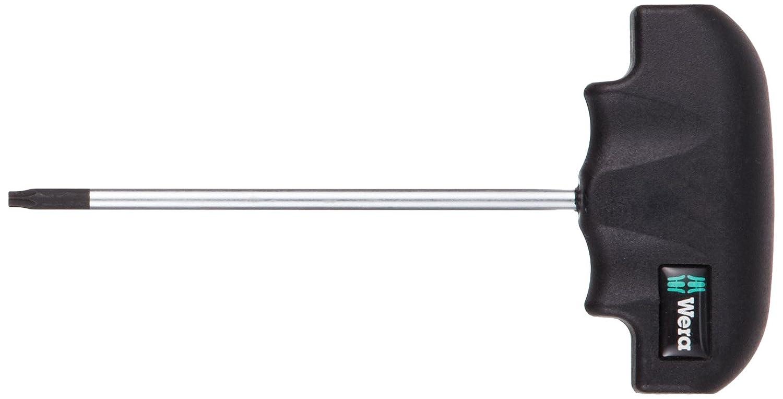 Wera 05013372001 T-Handle TORX-Driver 467 TX 30x200mm Silver 30 x 200 mm