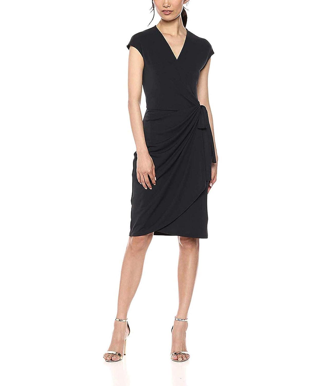 Negro de la Falda para Las niñas Vestidos Elegantes 10-12 señora ...