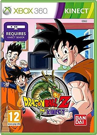 Dragon Ball Z Para Kinect: Amazon.es: Videojuegos