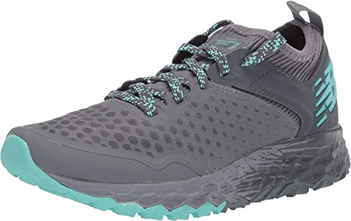 New Balance Fresh Foam Hierro V4 M, Zapatillas de Trail Running para Mujer: Amazon.es: Zapatos y complementos