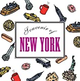 img - for Souvenirs of Great Cities: New York by Dorothy A. Yule (2005-04-21) book / textbook / text book
