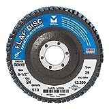 Mercer Industries 342024 Zirconia Flap Disc, Type