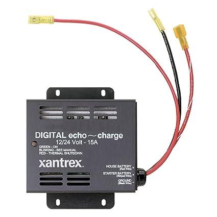 Xantrex 82 - 0123 - 01 - Cargador de Batería Auxiliar, 15 A ...