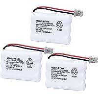 3 x Replacement Battery fit Uniden Cordless Phones BT750 BT-750 BT446 BT-446 BT909 BT-909 WDECT 2315 2355 3315 3355…