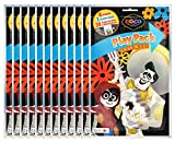 Disney Pixar Coco Grab and Go Play Packs (Pack of 12)