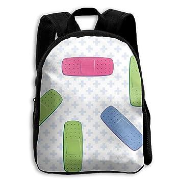 nhrtyhfwdg personalizada Escuela Mochila - Enfermera Médico (11926) childrenâ € s mochila, bolsa de hombros, Casual Mochila, mochila de viaje: Amazon.es: ...