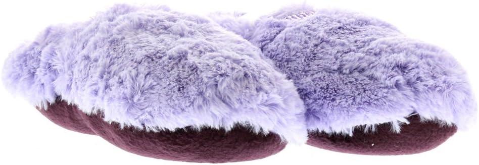 36-40 Warme Lavendel Schuhe für Damen Herren Wärme Hausschuhe Pantoffeln Gr