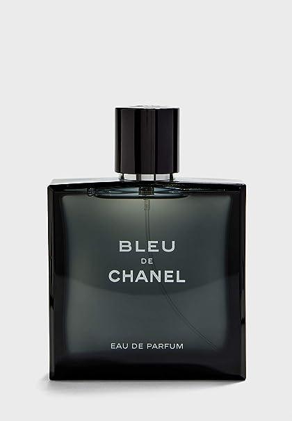 CHANEL Bleu 100 ml - eau de parfum (Men, Invierno, 100 ml): Amazon.es