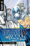 img - for Quantum and Woody by Priest & Bright Volume 1: Klang (Priest & Brights Quantum & Woody Tp) book / textbook / text book