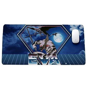 DRAGID Evangelion Eva Super Grande Mouse Pad de Juego, Alfombrilla ...
