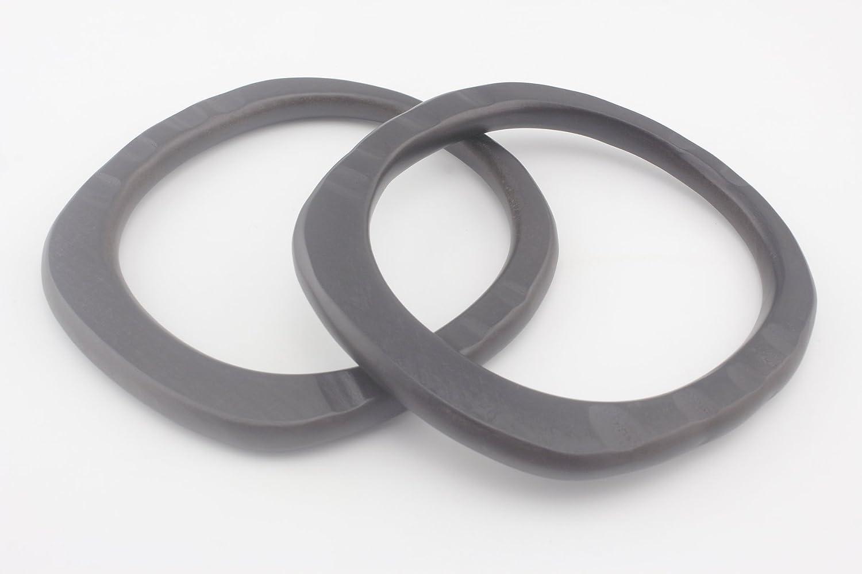 per lotto making un paio 5 1//2 inch//14cm Nero 2/pezzi maniglia di ricambio Nero Marrone a scelta Rotondo e ovale in legno borsa borsa borsetta maniglie maniglia per maniglie Purse making