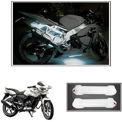 Vheelocityin Autowizard Neon Bike Light for TVS Apache RTR